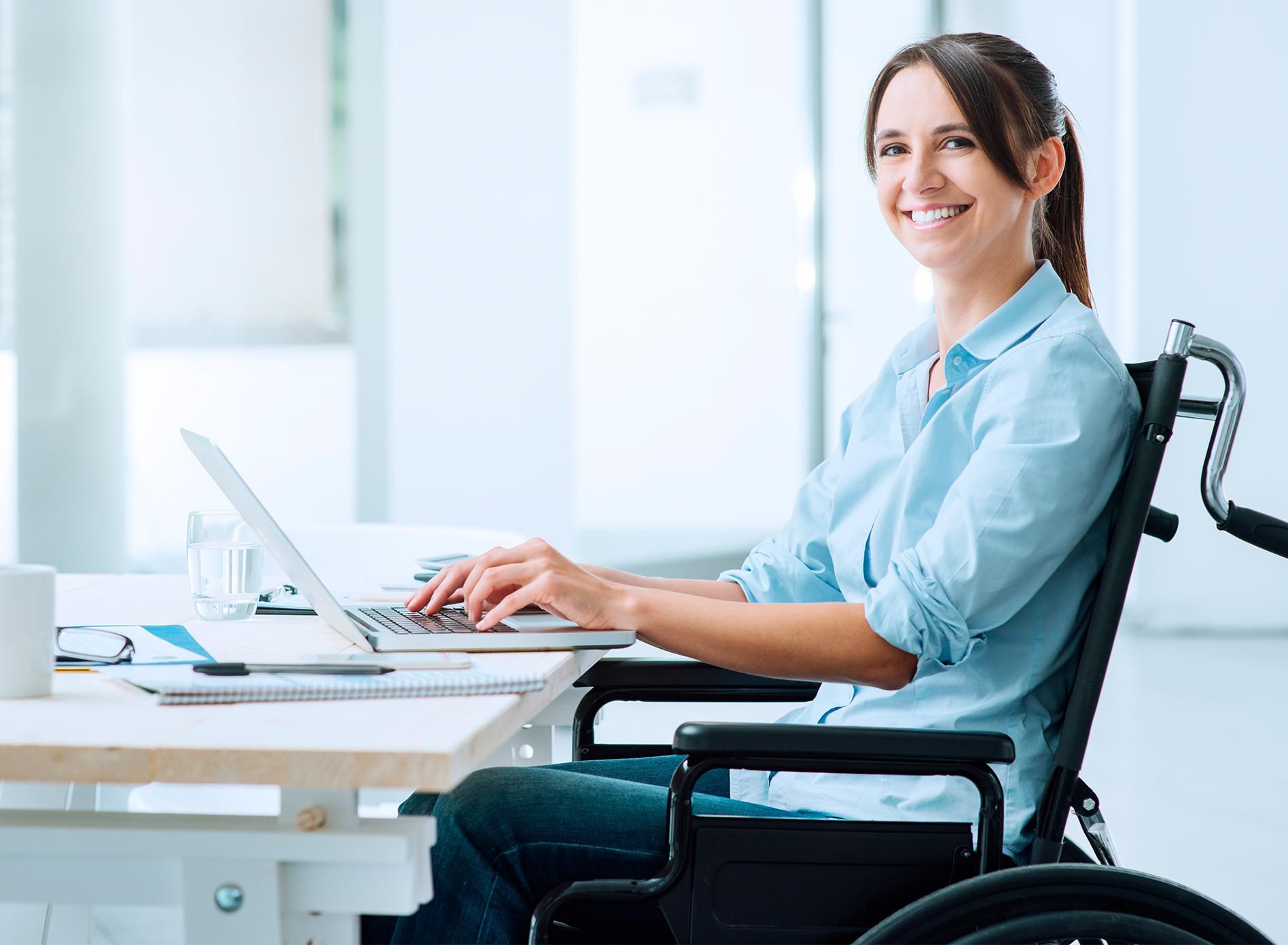 Inclusión laboral en una empresa