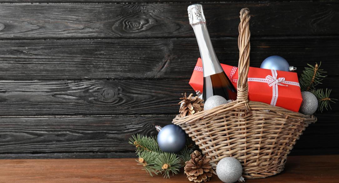Las mejores cestas de Navidad gourmet para tus empleados