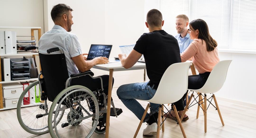 Ventajas de la contratación de trabajadores con discapacidad