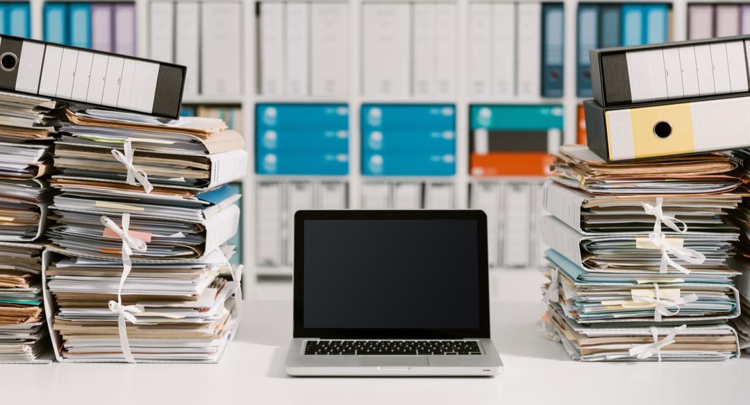 ventajas de una oficina sin papel
